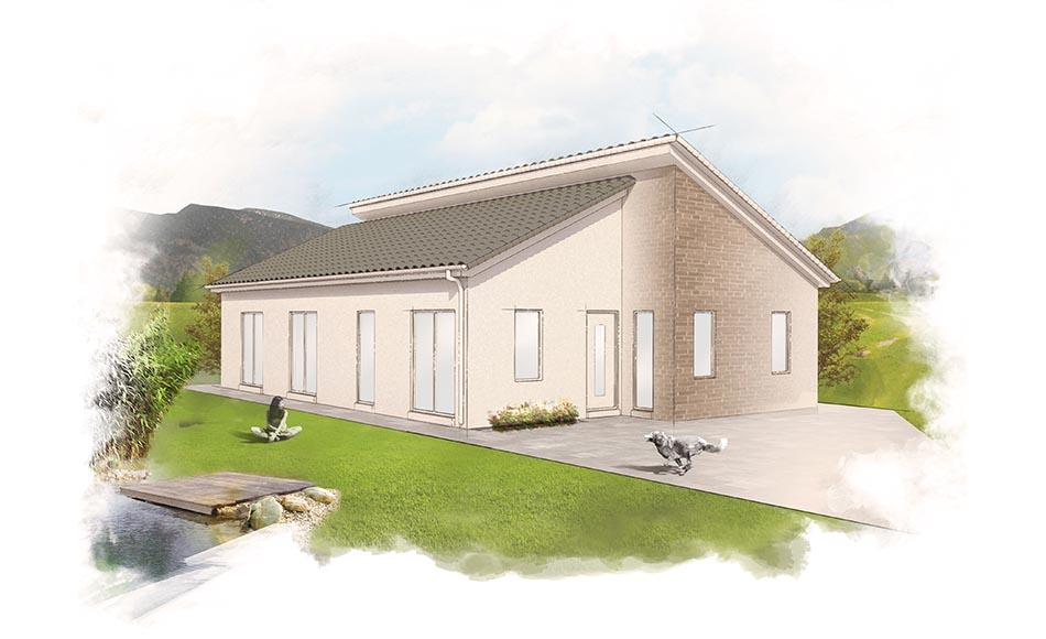 3d sketch renderings f r architektur immobilien - Renderings architektur ...