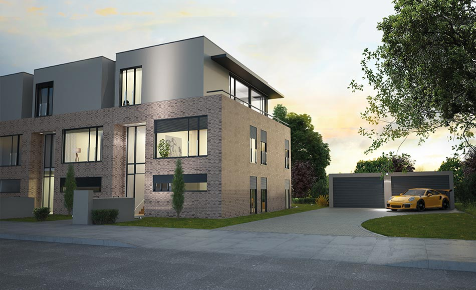 3D ARCHITEKTUR-VISUALISIERUNG
