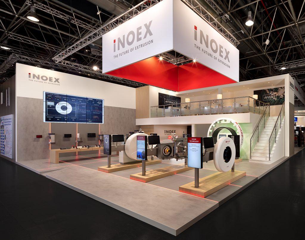 3D Animationen für Messe iNOEX