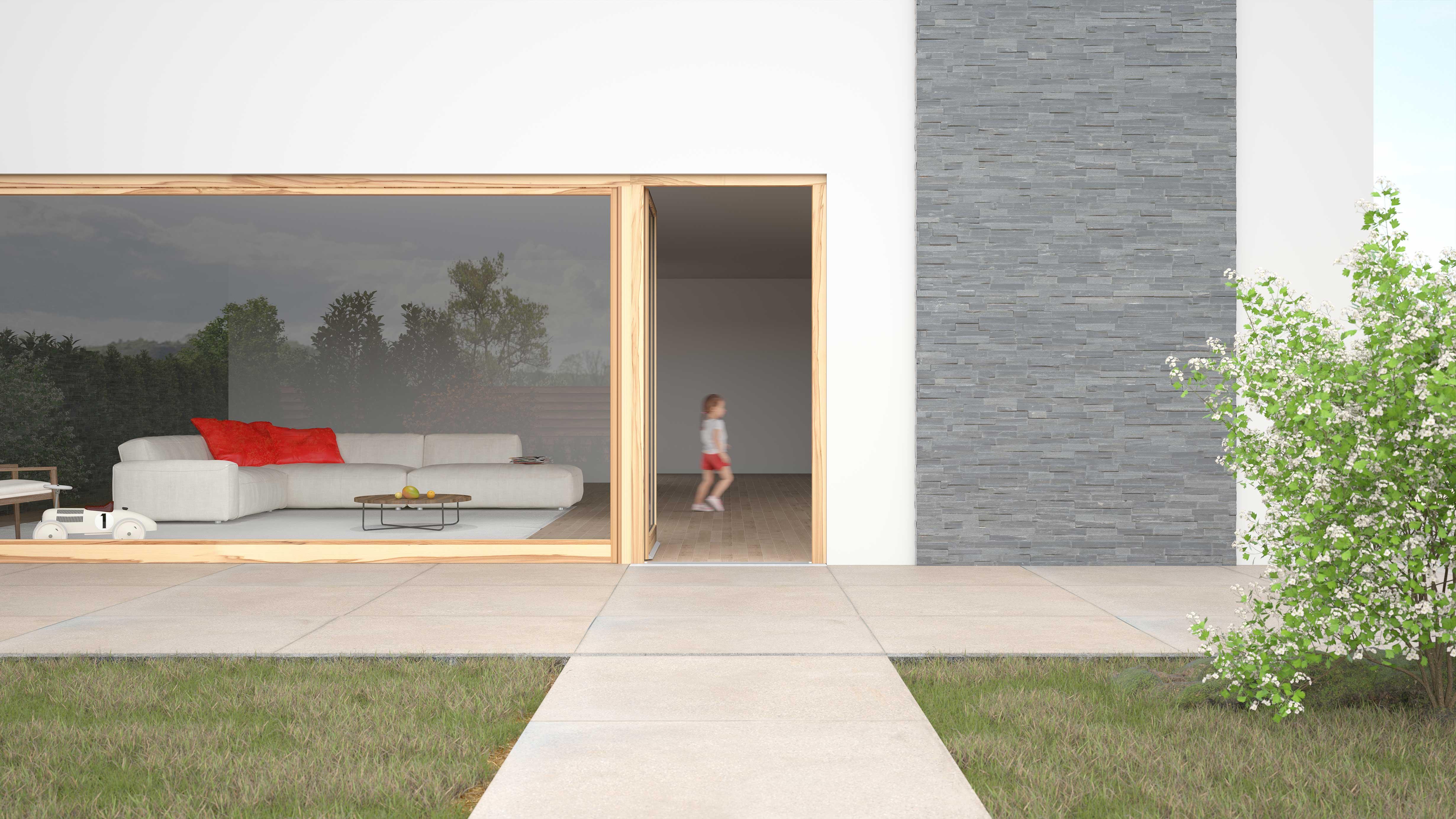 3d rendering exterior